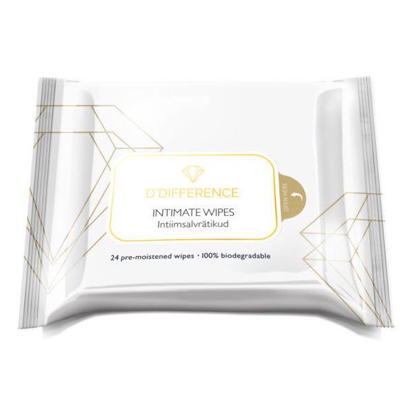 DDIFFERENCE Intimate Wipes