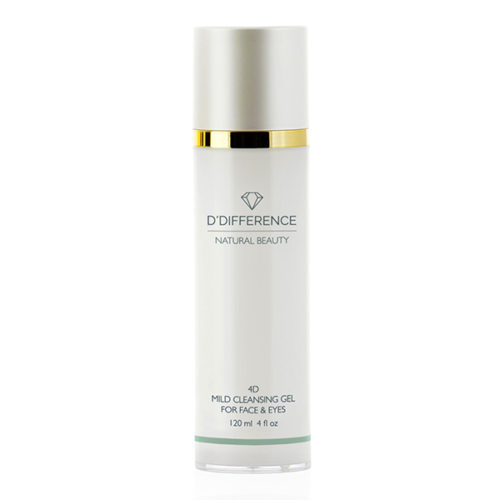 DDIFFERENCE-4D-Mild-Cleansing-Gel-FaceEyes_120-ml