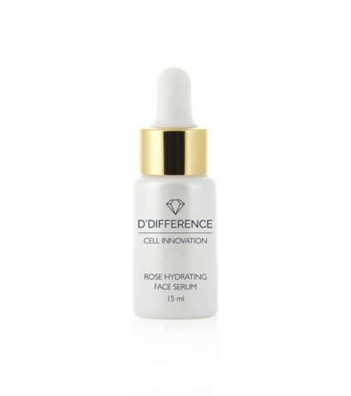 rose extract, serum, calming, natural, paraben free, mineral oil free, silicone free, hyaluronic acid