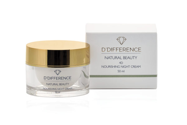4D NOURISHING NIGHT CREAM with box