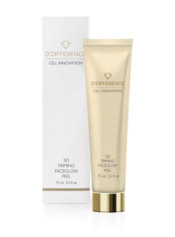 DDIFFERENCE Cell Innovation 5D Firming Faceglow Peel 75 ml w.box